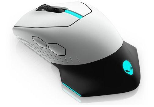 戴尔 Alienware 外星人 AW610M 无线RGB游戏电竞鼠标 16000DPI – 4优惠!