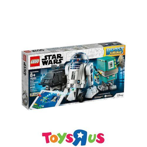 Lego 乐高 星球大战系列 75253 机器人指挥官组合 – 85折优惠!