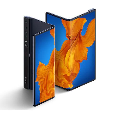 Huawei 华为 Mate Xs 5G 折叠屏手机 8GB+512GB – 8折优惠!!
