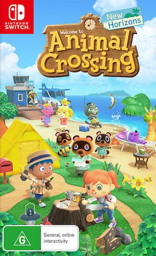 Switch 平台上最火的游戏: 《集合啦!动物森友会 Animal Crossing New Horizons》 – 8折优惠!