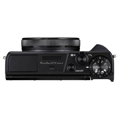Canon 佳能 PowerShot G7X Mark III 数码相机 – 8折优惠!