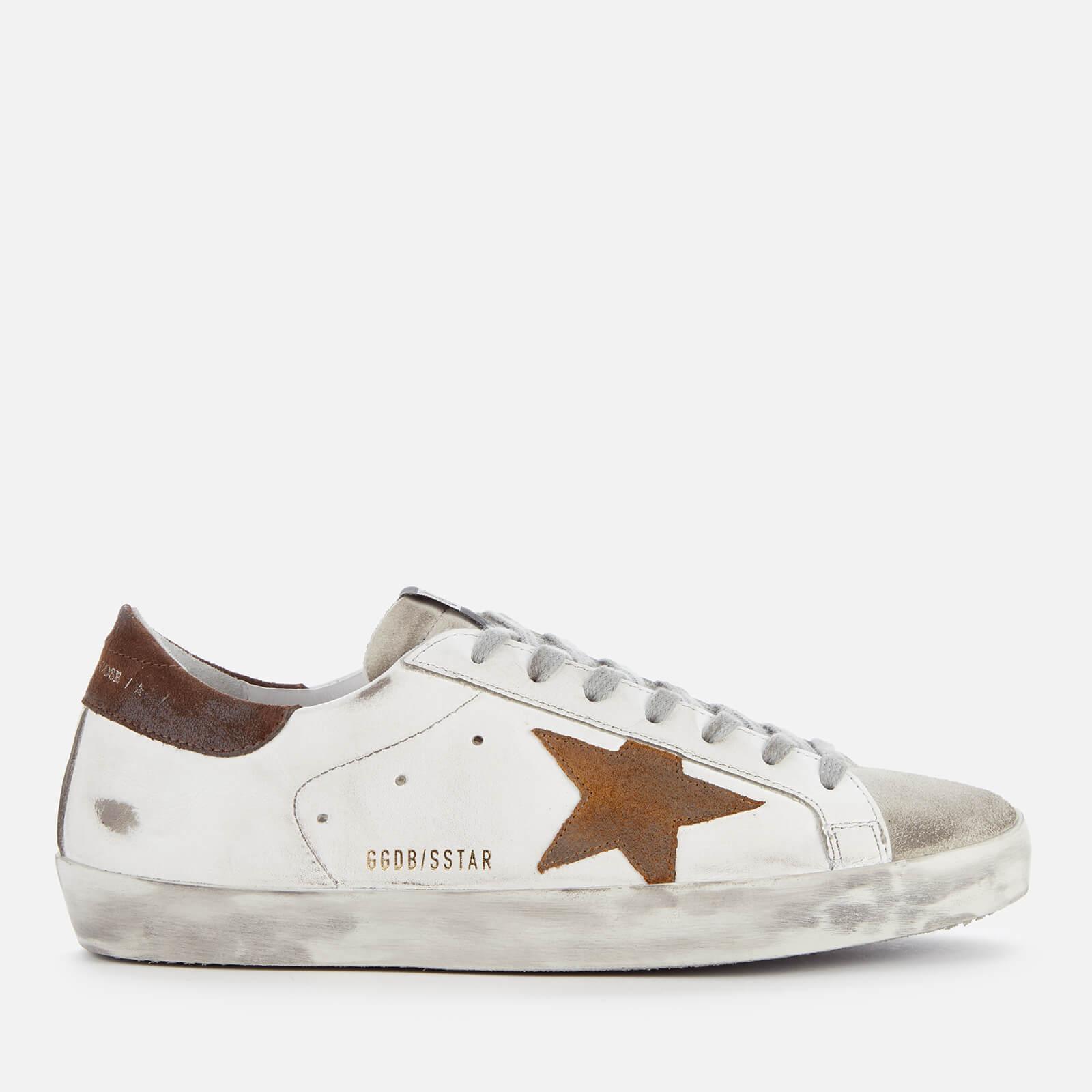 Golden Goose 棕色小脏鞋