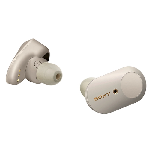 Sony 索尼 WF-1000XM3 真无线降噪耳机 新款降噪豆 – 79折优惠!