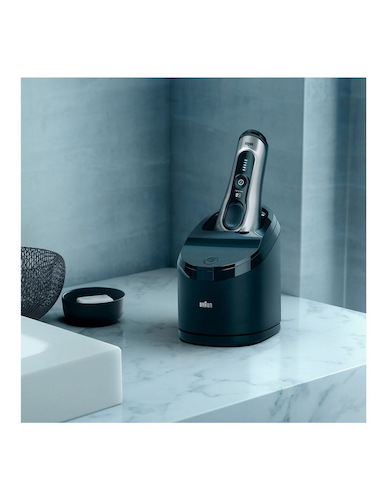 博朗 Braun 8系 8370CC 往复式全身水洗电动智能剃须刀 – 超值特卖!