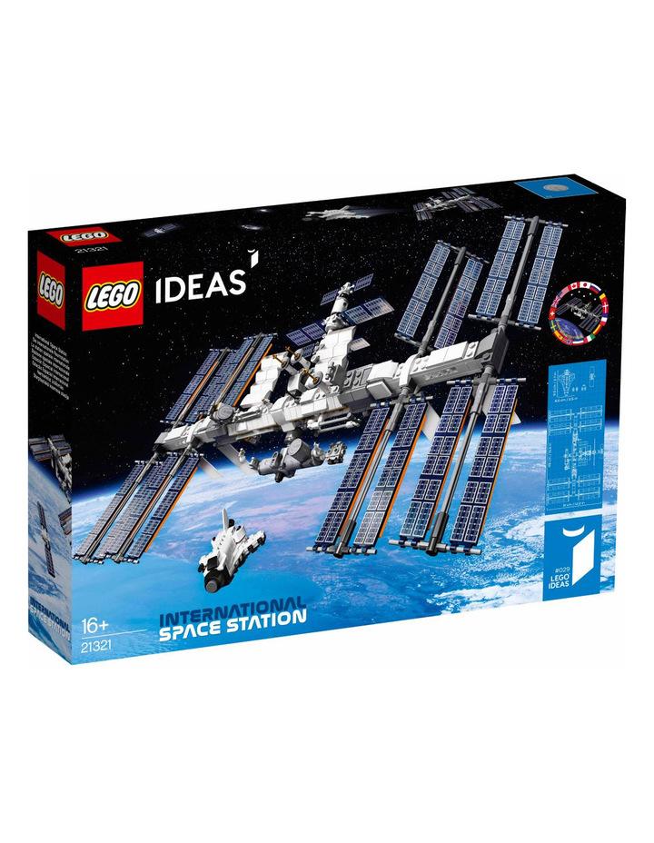 LEGO Ideas 国际空间站 21321