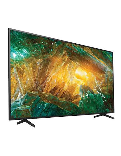Sony 索尼 KD-65X8000H 65英寸 4K液晶智能电视 – 85折优惠!
