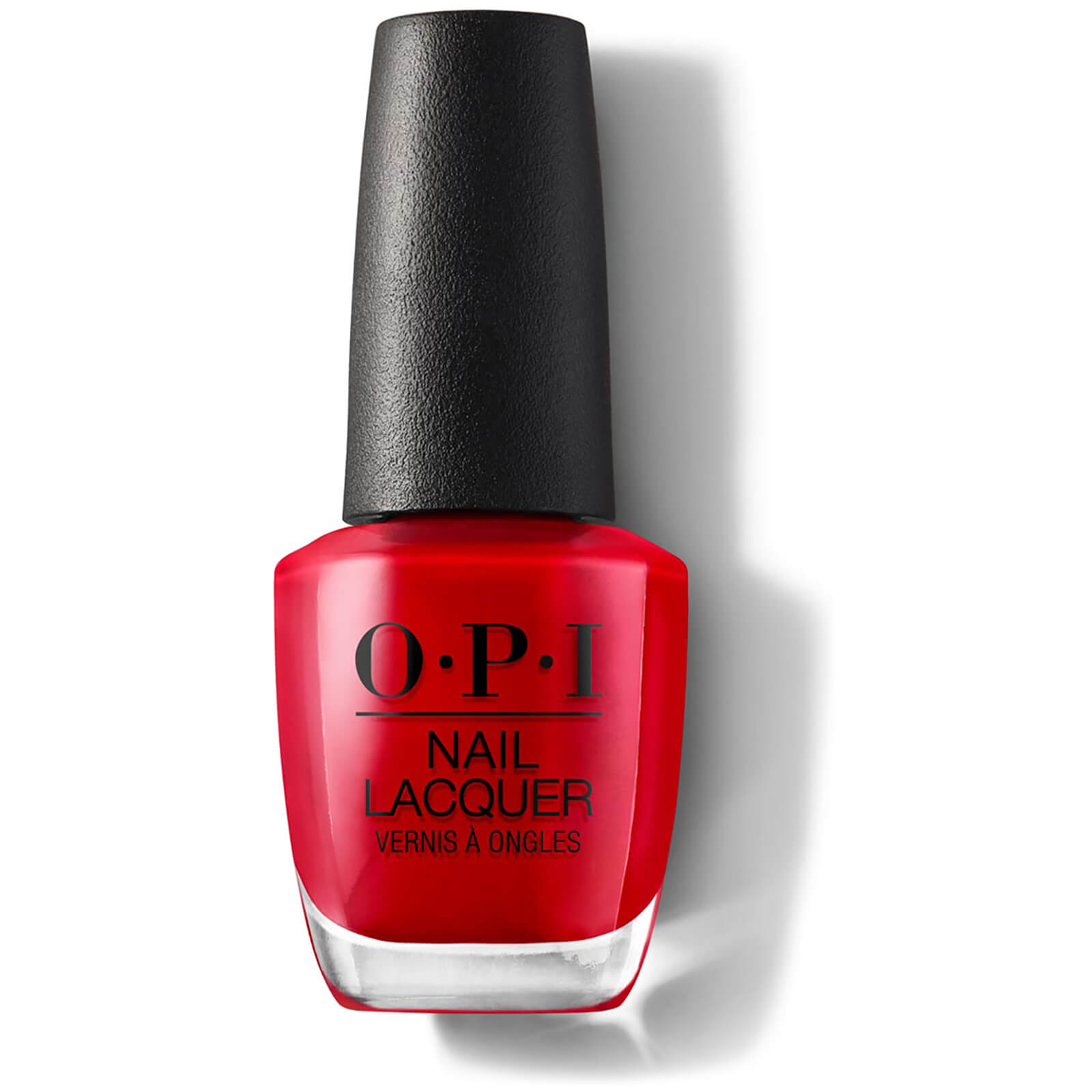 OPI 苹果红 指甲油