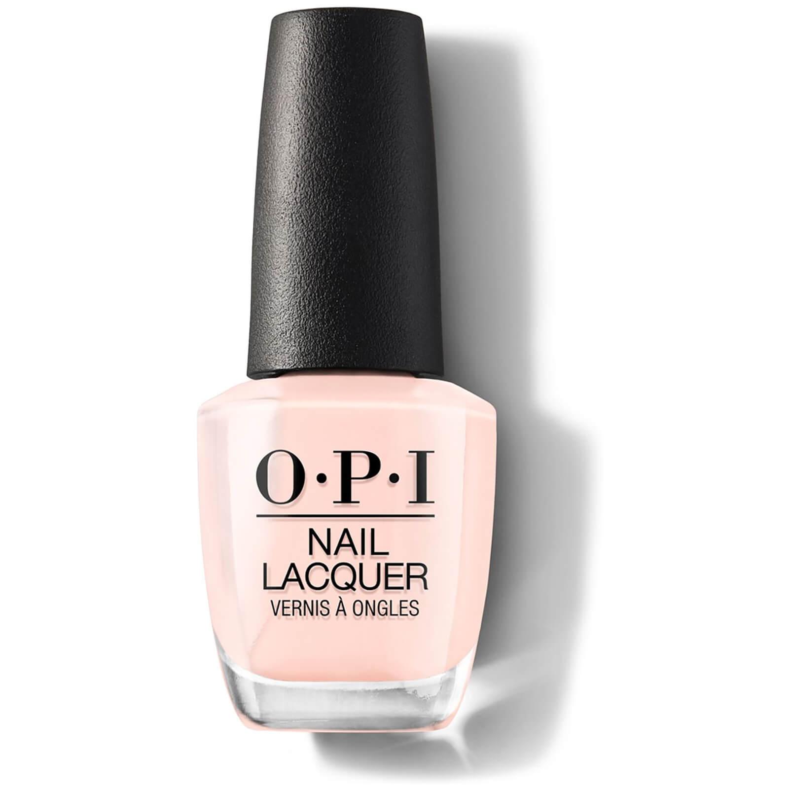 OPI 糖果粉红色 指甲油