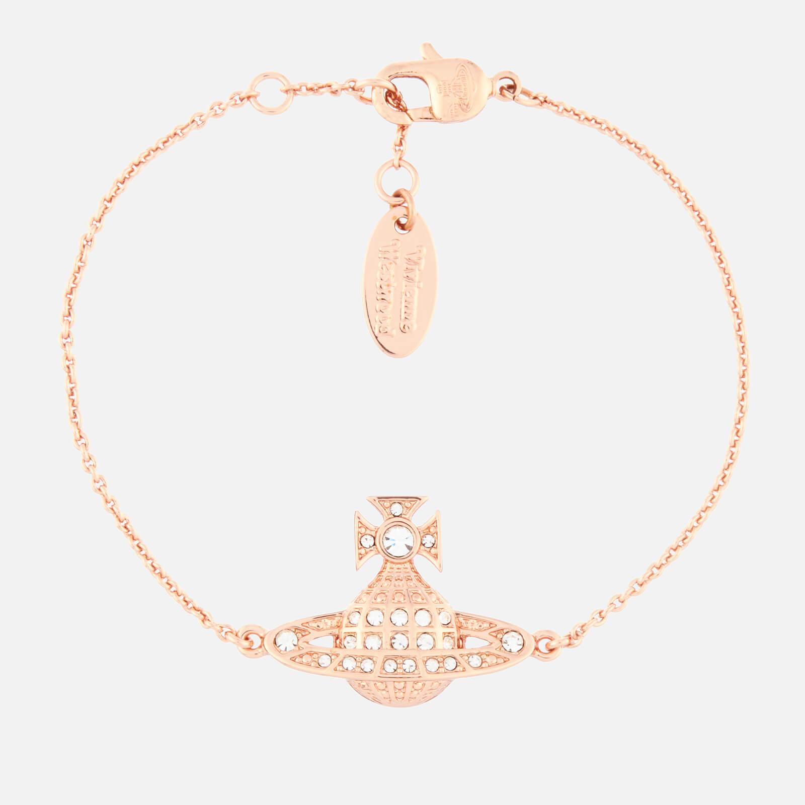 Vivienne Westwood Minnie Bas 浮雕手链