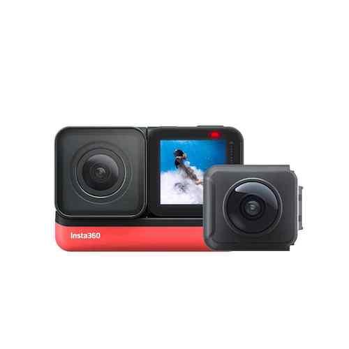 【港版】Insta360 ONE R Twin Edition 双镜头版 运动相机 – 95折优惠!