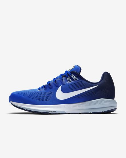 NIKE 耐克 Air Zoom Structure 21 男士跑鞋