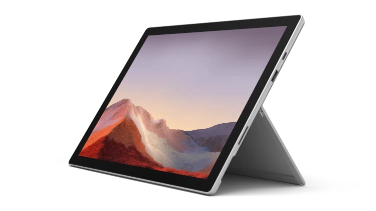 微软 Microsoft 澳洲官网:Surface Pro 7 系列商品 – 低至8折优惠!