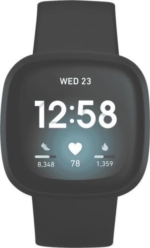 Fitbit Versa 3 智能手表 运动手表 – 75折优惠!