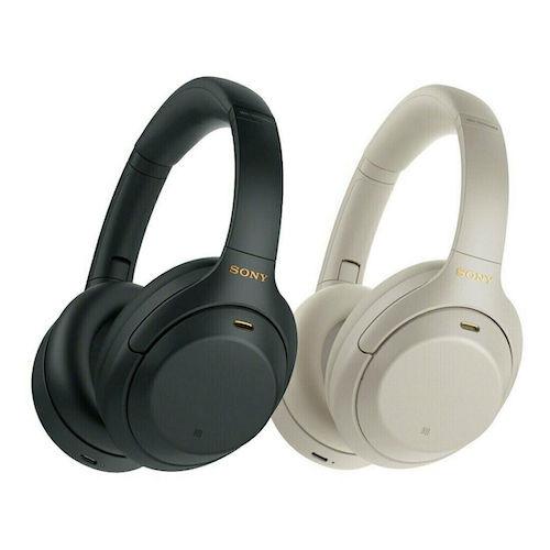 Sony 索尼 WH-1000XM4 头戴式无线蓝牙降噪耳机 – 65折优惠!