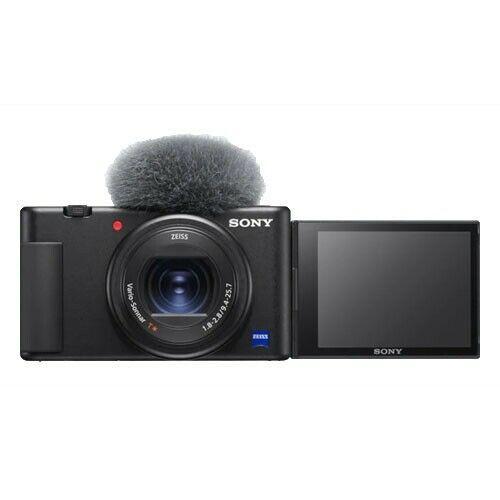 Sony 索尼 ZV-1 Vlog 数码相机 4K视频 美肤拍摄 – 8折优惠!