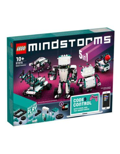 LEGO 乐高 MINDSTORMS 第四代机器人 Robot Inventor 51515 机器人发明家 – 7折优惠!