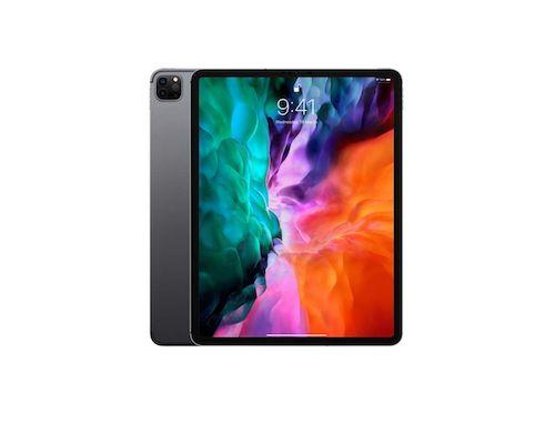 Apple 苹果 2020款 iPad Pro 12.9寸4代 平板电脑 WiFi版 256GB – 8折优惠!