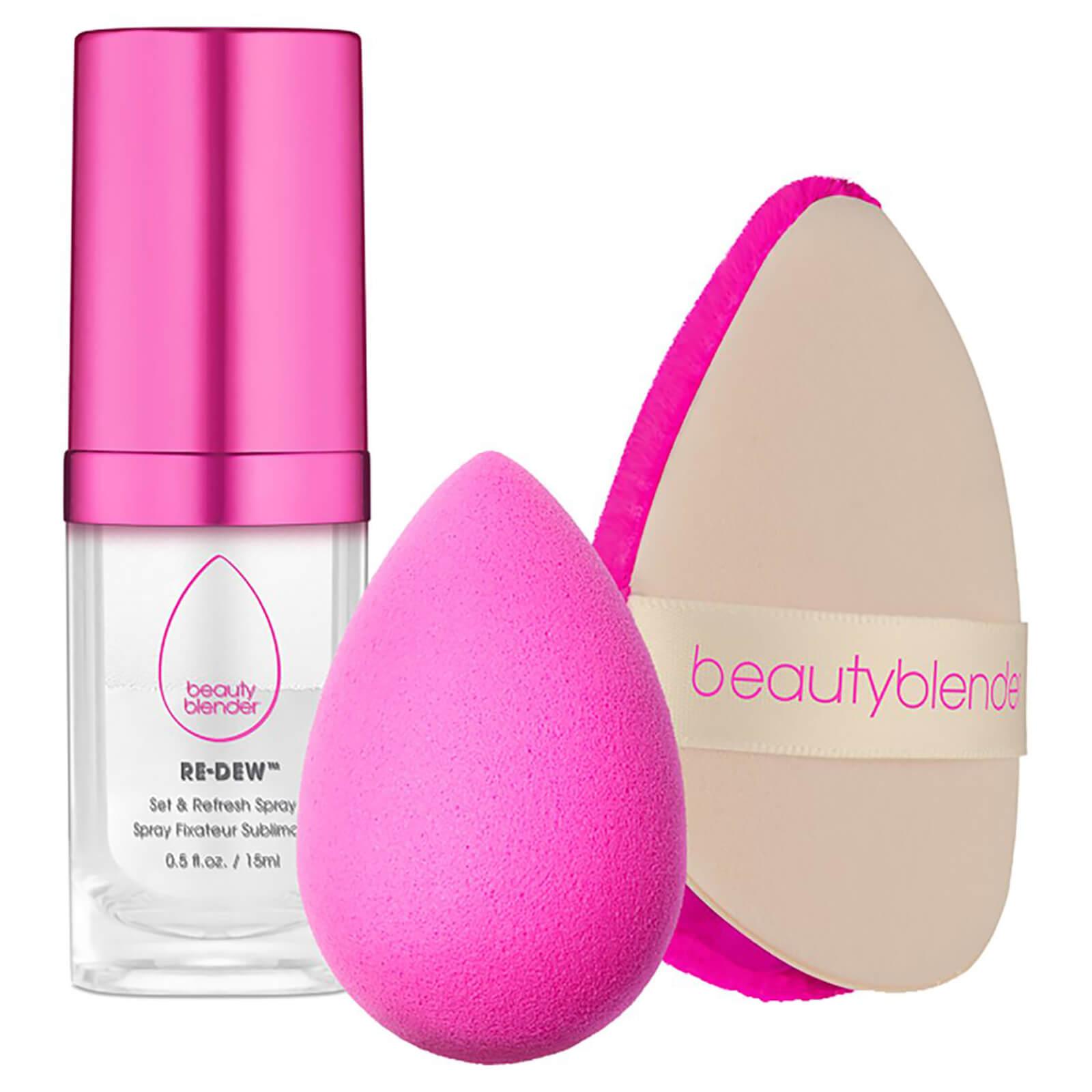 beautyblender 美妆蛋+粉扑+定妆喷雾套装