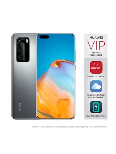 Huawei 华为 P40 Pro 5G 智能手机 (256GB/8GB) – 7折优惠!