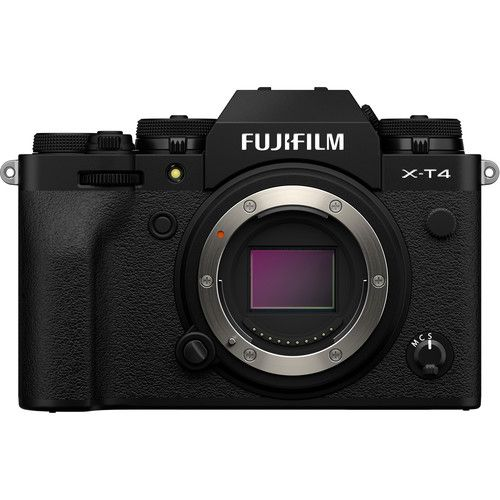 富士 FUJIFILM X-T4 微单相机 单机身 2610万像素 五轴防抖 – 8折优惠!
