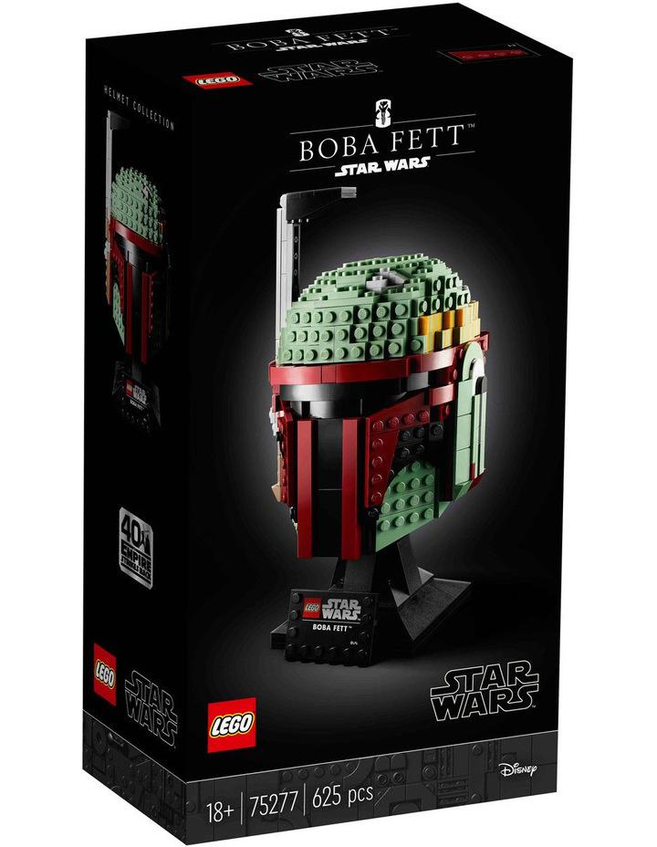 LEGO 星球大战 Boba Fett 头盔 75277