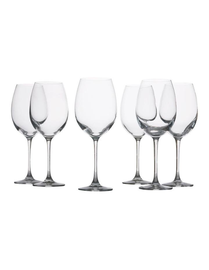 Maxwell & Williams 红酒杯6件套礼盒装360ml