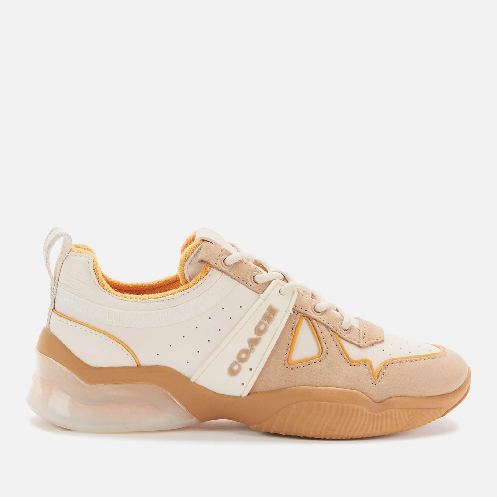 Coach 毛圈跑步运动鞋