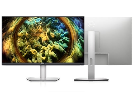 DELL 戴尔 S2721QS 27寸 超高清显示器 (4K IPS、60 Hz、HDR 400、FreeSync)- 6折优惠!