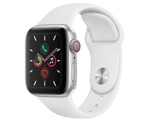苹果 Apple Watch Series 5 智能手表 (GPS + Cellular) 40mm款 – 8折优惠!