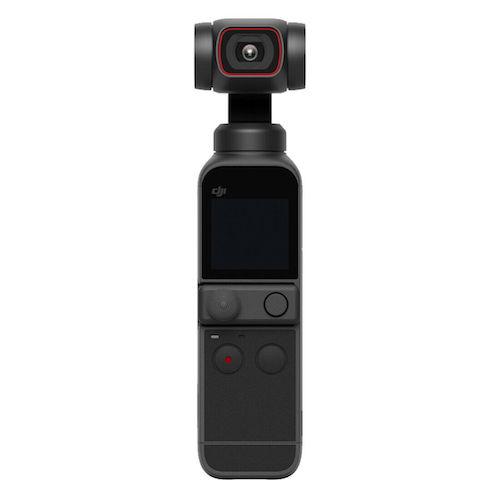 DJI 大疆 灵眸 Osmo pocket 2 口袋云台相机 4K高清 Vlog摄像 – 9折优惠!