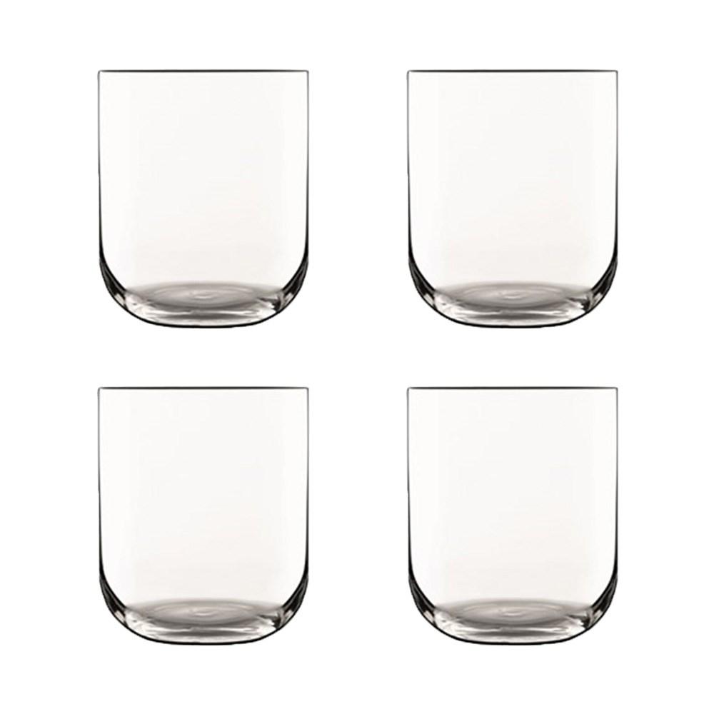 Luigi Bormioli 平底玻璃杯 450ml 4件套