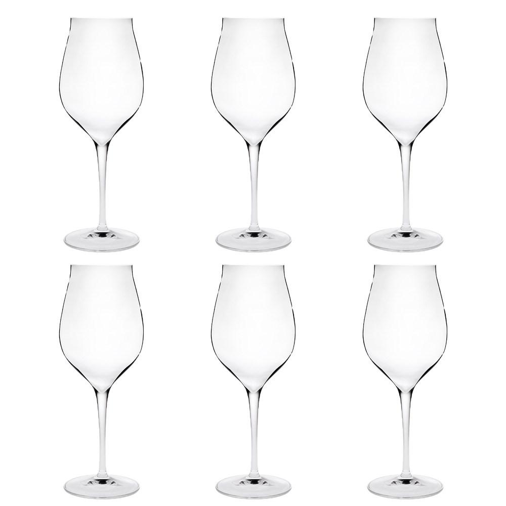 Luigi Bormioli 白葡萄酒杯 350ml 6件套