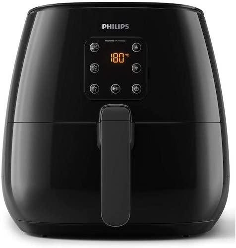 Philips 飞利浦 HD9260/91 无油智能多功能空气炸锅 – 6折优惠!