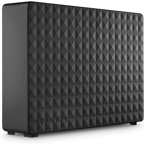 希捷 Seagate  Expansion 桌面外接硬盘 6TB– 85折优惠!