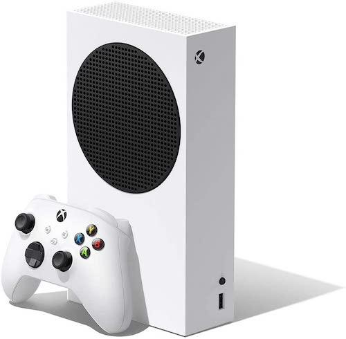 微软 Xbox Series S 新款 次时代4K游戏主机 512GB – 9折优惠!
