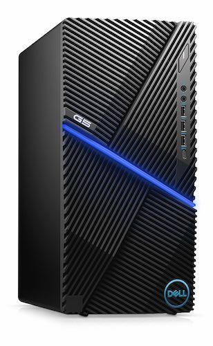 戴尔 Dell G5 5000 台式游戏主机(i7-10700F、16GB、1TB、RTX 3060 Ti)- 75折优惠!