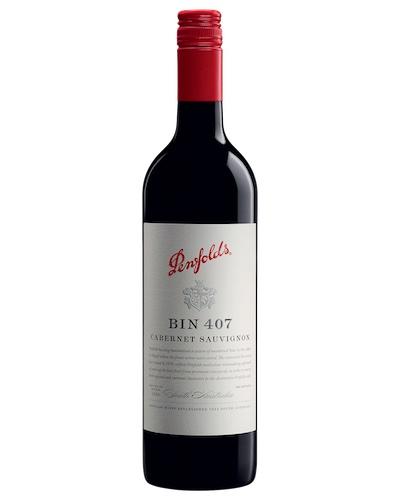Penfolds 奔富 Bin 407 Cabernet Sauvignon 2017年份 红葡萄酒 750ml – 9折优惠!