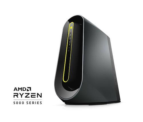 外星人 Alienware Aurora Ryzen Edition 高端锐龙游戏主机(AMD Ryzen 7 5800、16GB、512GB、RTX 3060 Ti)- 7折优惠!