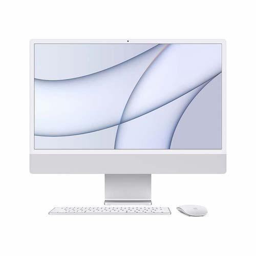 苹果 iMac 2021款 24英寸电脑一体机 M1芯片、Retina 4.5K - 85折优惠!