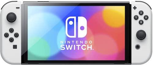 任天堂 Nintendo Switch OLED 新款游戏主机 – 9折优惠!