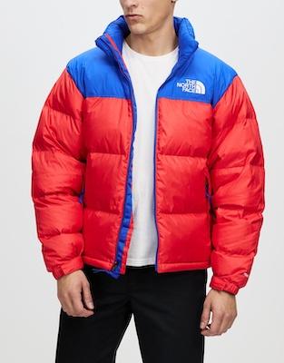 The North Face 北面 1996 Retro Nuptse Jacket 男款羽绒服 – 7折优惠!