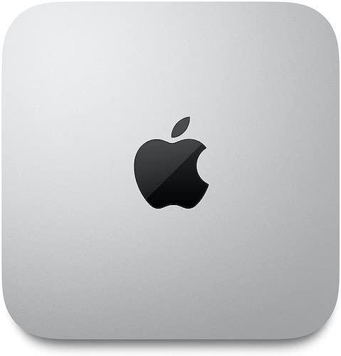 Apple 苹果 Mac Mini 台式电脑主机(Apple M1、8GB、512GB)- 85折优惠!